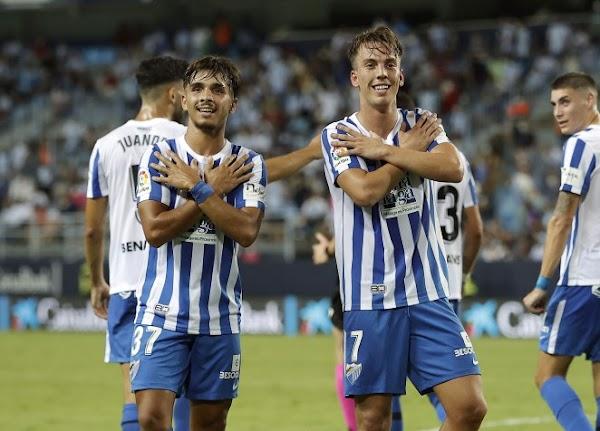 Málaga 2-0 Girona: Kilómetro 5