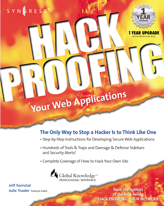Hack Proofing: Your Web Applications, Syngress