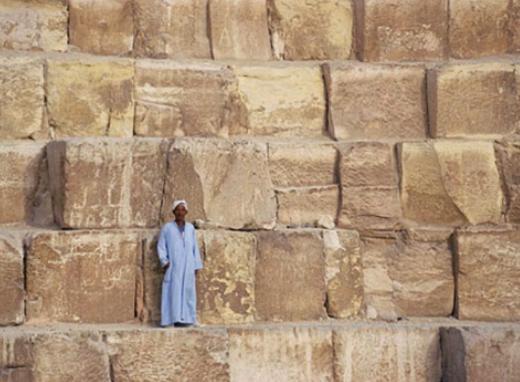 Gigantes los constructores del antiguo mundo