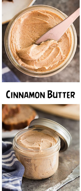 CINNAMON BUTTER (TEXAS ROADHOUSE COPYCAT)