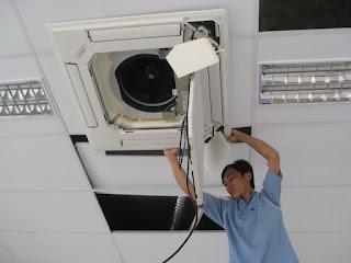 Bảo dưỡng điều hòa cassette âm trần uy tín giá rẻ tại Thanh Hóa
