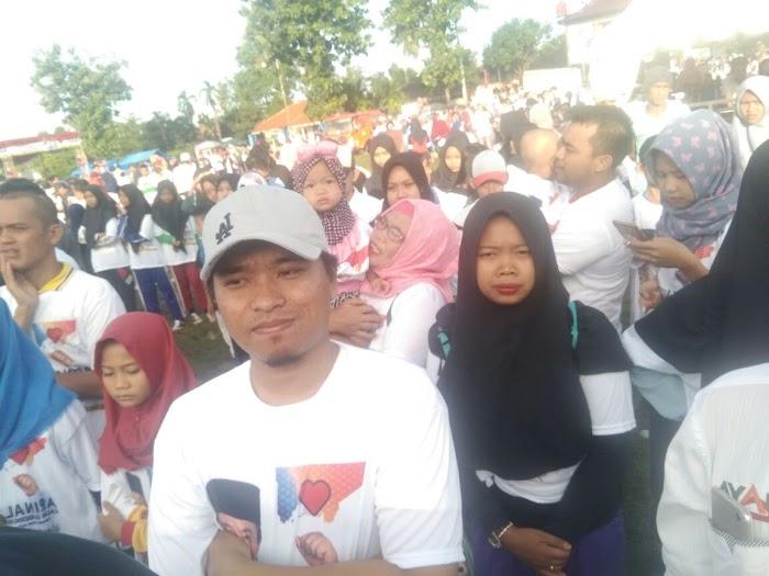 Arinal Sudah Dikenal Warga Waykanan Sejak Menjabat Sekda Provinsi