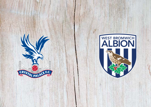 Crystal Palace vs West Bromwich Albion -Highlights 13 March 2021