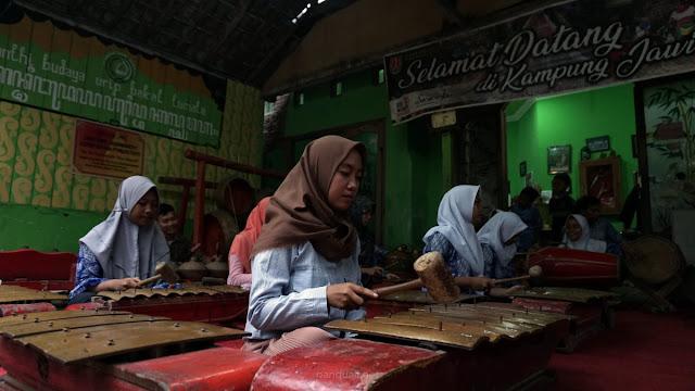 Kampung Jawi Sukorejo Semarang