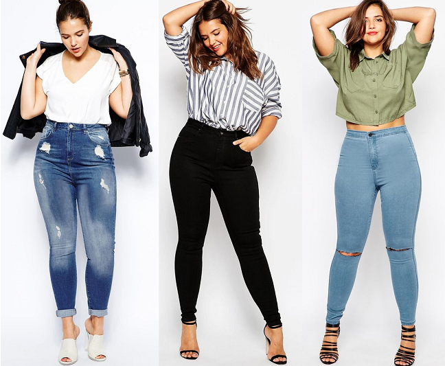 Plus Size Clothes For Young Adults