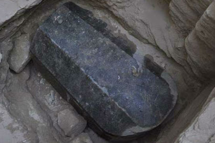 Para Ahli Mesir Bersiap Membuka Sarkopagus Misteri Raksasa