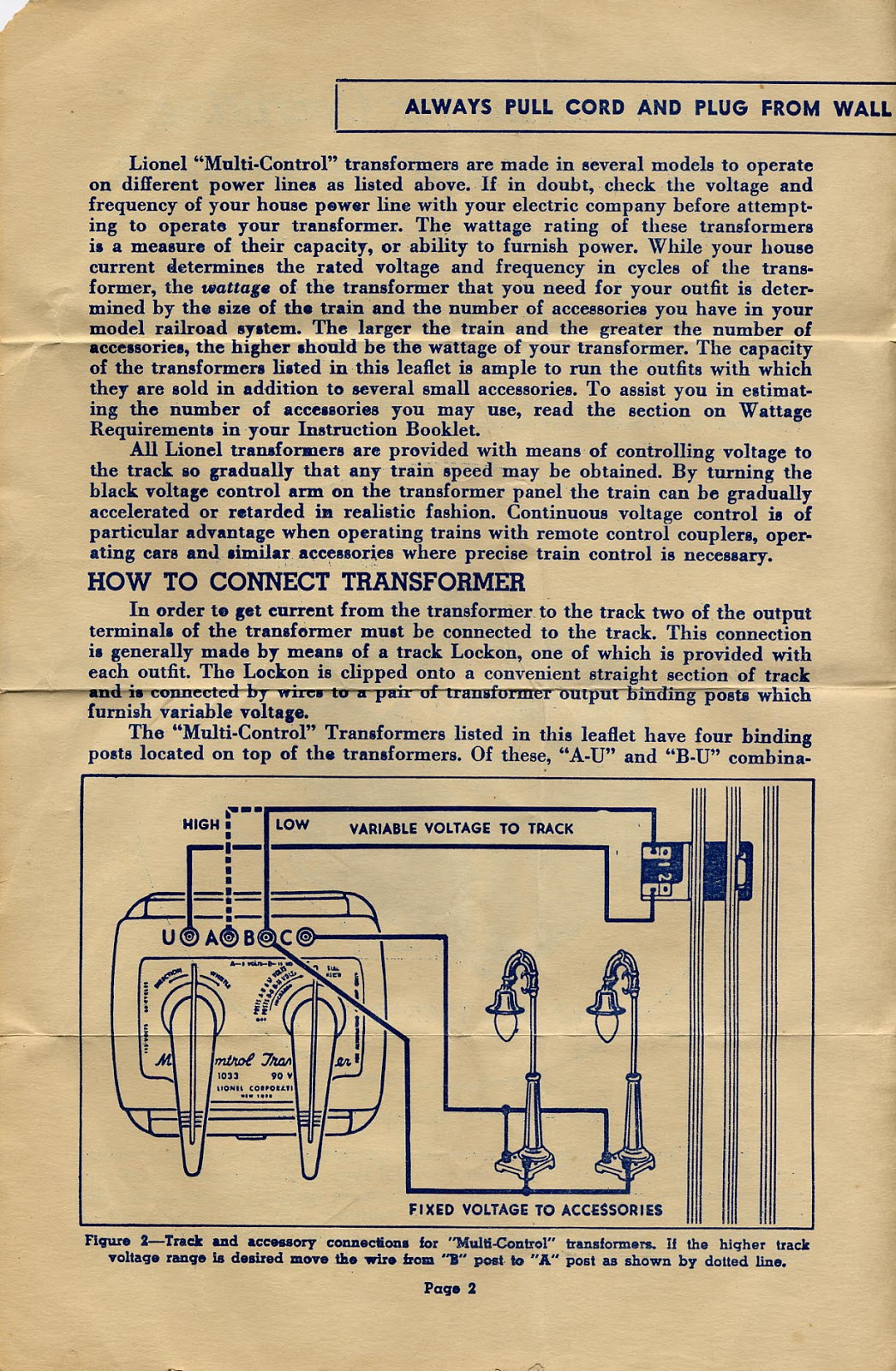 Lionel 1033 Wiring Diagram Great Installation Of As Well Train Transformers Diagrams Postwar Model Kw Transformer