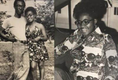 Ex- Minister of Finance and her neurosurgeon husband, Ikemba Iweala,