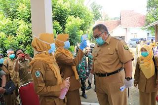 Hadiri Penutupan Bhakti TNI, Bupati Sukabumi Sebut Membantu Percepatan Pembangunan Infrastruktur