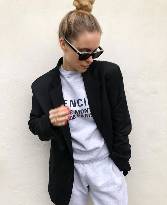 Style File | Mini Trend: Tracksuits & Blazers