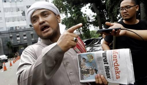 Bahagianya PA 212 MA Kabulkan Gugatan Rachmawati, Novel: Jokowi Harus Mundur, Gak Usah Nunggu Berasa Bersalah