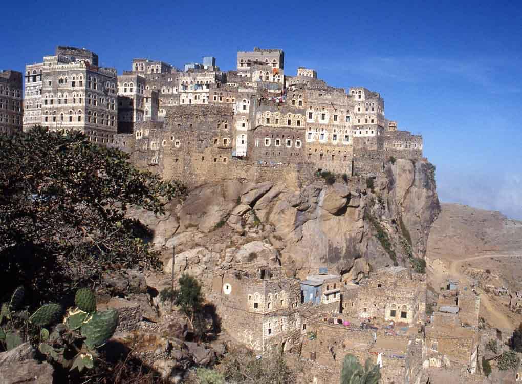 Fotos de Manakhah - Iêmen | Cidades em fotos