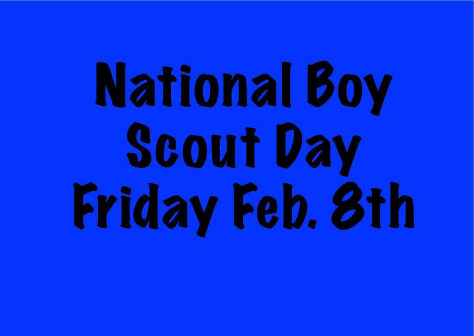 National Boy Scout Day Wishes For Facebook