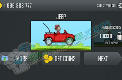 Download Hill Climb Racing v1.31.0 Mod Apk Terbaru (Unlimited Money) Update Gratis