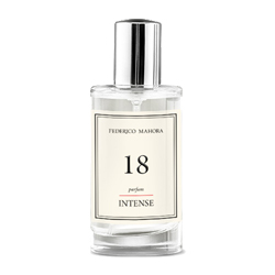 INTENSE 18 Chypre Woody Fragrance
