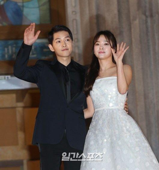Song Hye Gyo temsilcileri boşanma sebebi olarak 'kişilik farklılıkları'nı öne sürdü