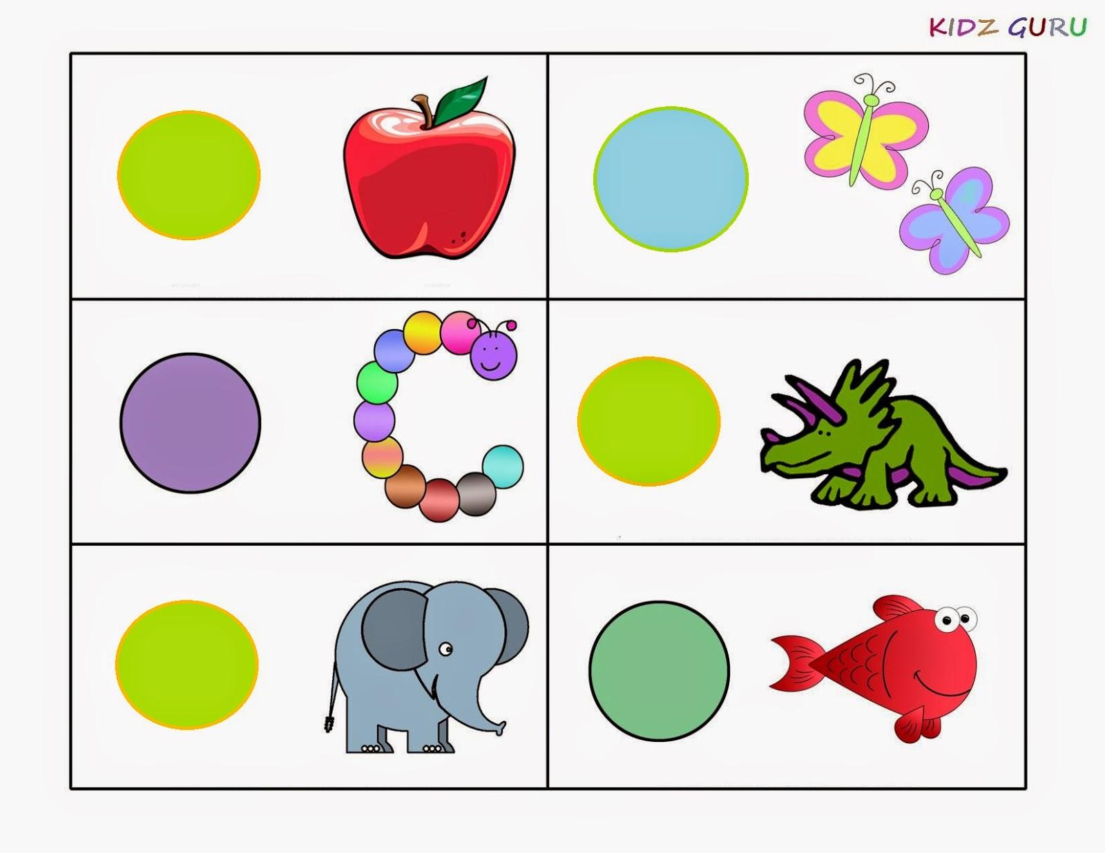 Kindergarten Worksheets Kindergarten Begining Sound Alphabets