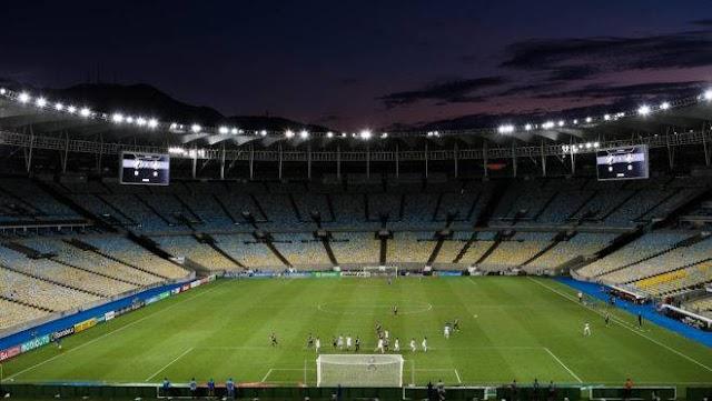 Coronavírus no futebol brasileiro
