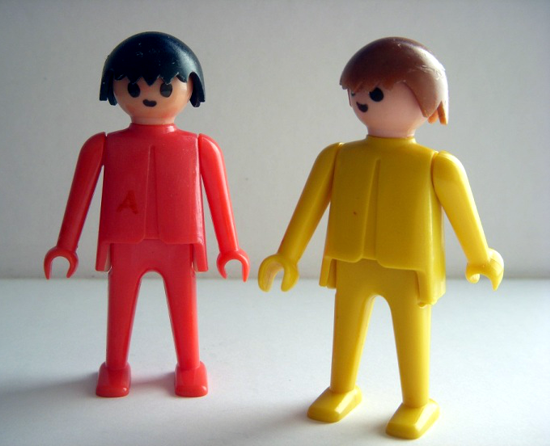Playmobil prototypes 1973
