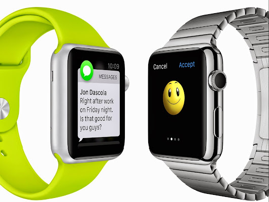 Whats are the features in new apple watch - Web Design and Development Company Nagpur