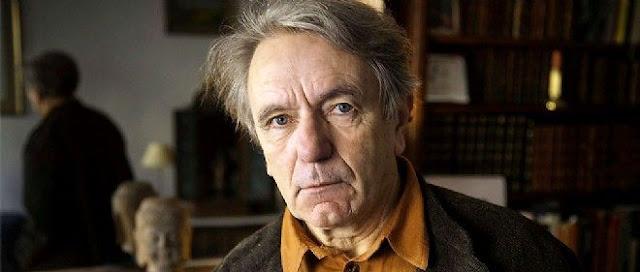 Ζακ Ρανσιέρ φιλόσοφος, καθηγητής  στο Πανεπιστήμιο του Παρισιού, συγγραφέας του βιβλίου «Το μίσος για τη δημοκρατία»