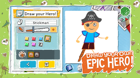 Draw a Stickman: EPIC 3 Apk+Data Free on Android Game Download