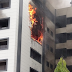 (NEWSFLASH) Accountant-General's Office In Abuja Hit By Fire