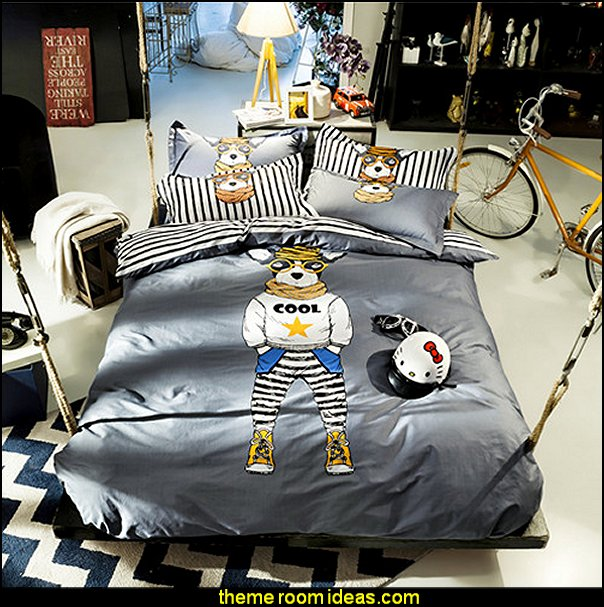 Hipster room decor - Hipster bedding