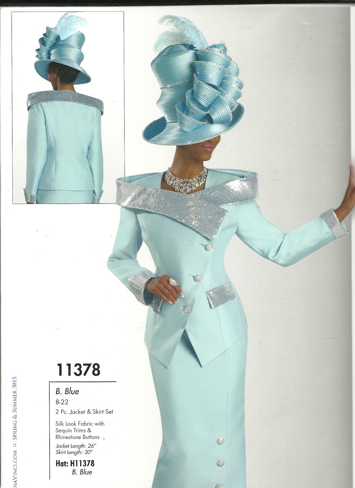 Church Suits: Church Suits, Donna Vinci Knits, Designer ...