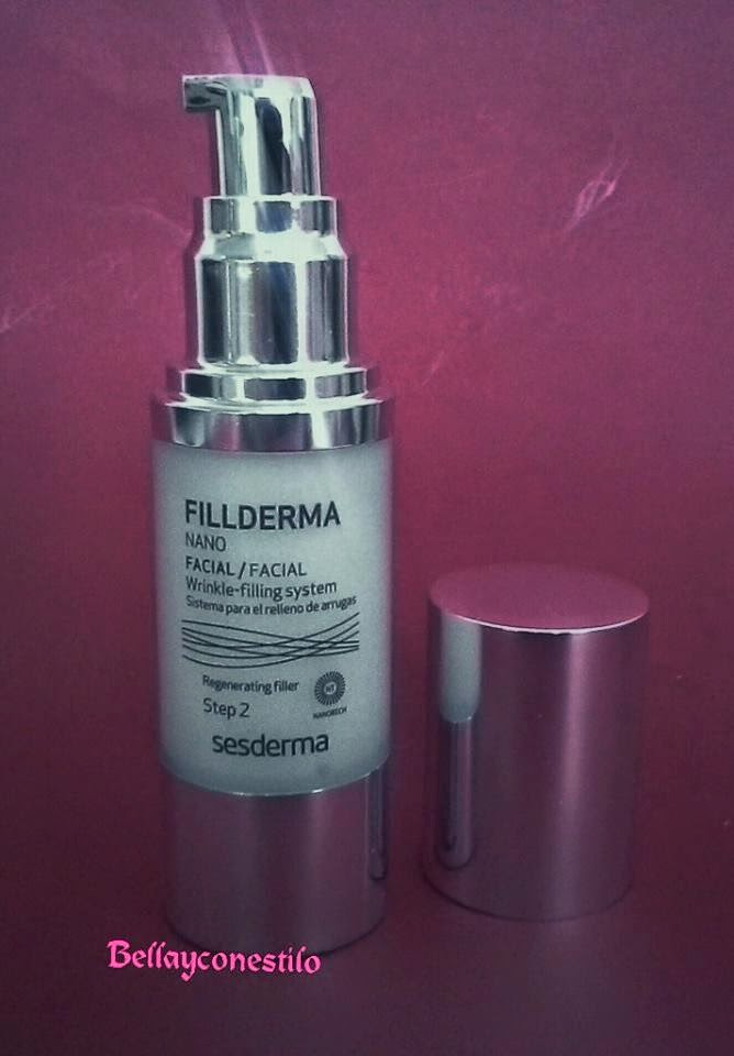 fillderma nano paso 2