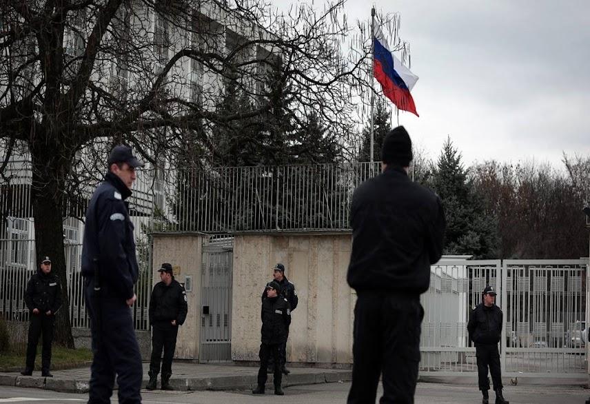 Η Ρωσία απέλασε δύο Βούλγαρους διπλωμάτες