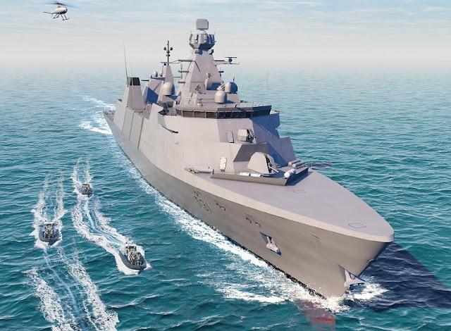 Wah, Fregat Type 31 Inggris Mulai Dibangun, Indonesia Kapan?