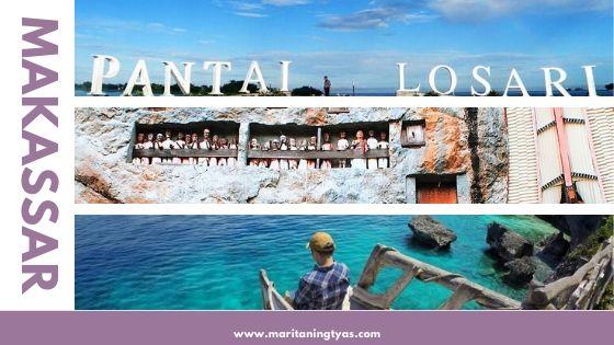 destinasi wisata traveling impian makassar