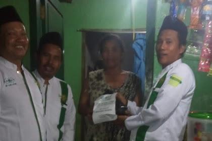 Program Sosial, Santunan Fakir miskin dan Yatim UPZIS Banjarsari