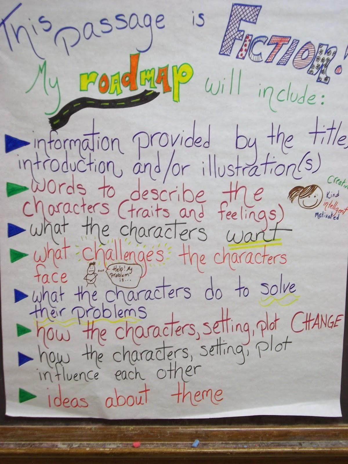 Mrs Earl S 7th Grade English Language Arts Classyzing Fiction