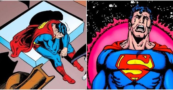 PENSA QUE É FACIL SER SUPERMAN? ENTÃO LEIA!