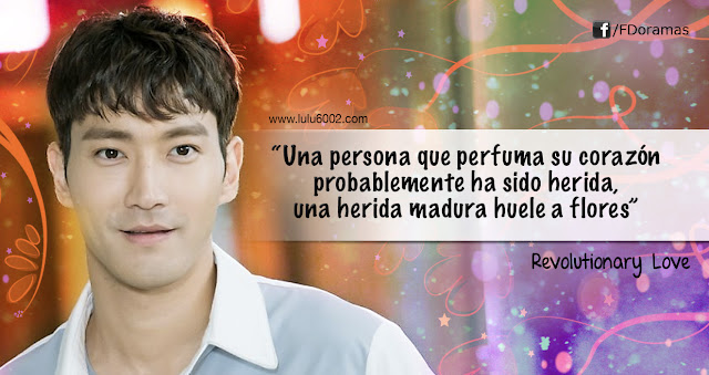 Revolutionary Love - Frases de Kdramas episodio 2