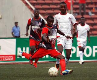 Rangers Int'l FC vs Abia Warriors FC