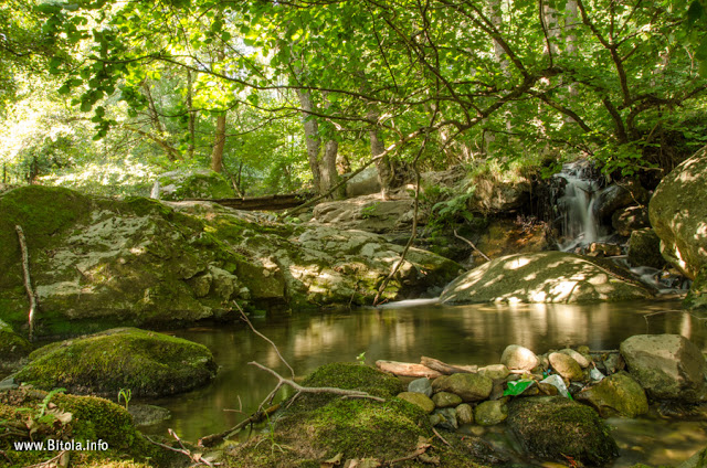 Dragor River - Dihovo village, Bitola, Macedonia