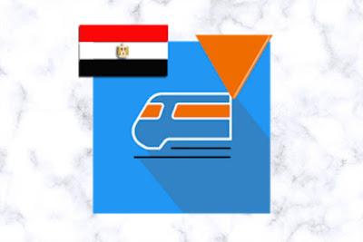 تحميل تطبيق البحث عن القطارات سكك حديد جمهورية مصر العربية للاندرويد