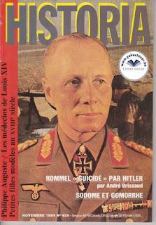 Rommel suicidé par Hitler
