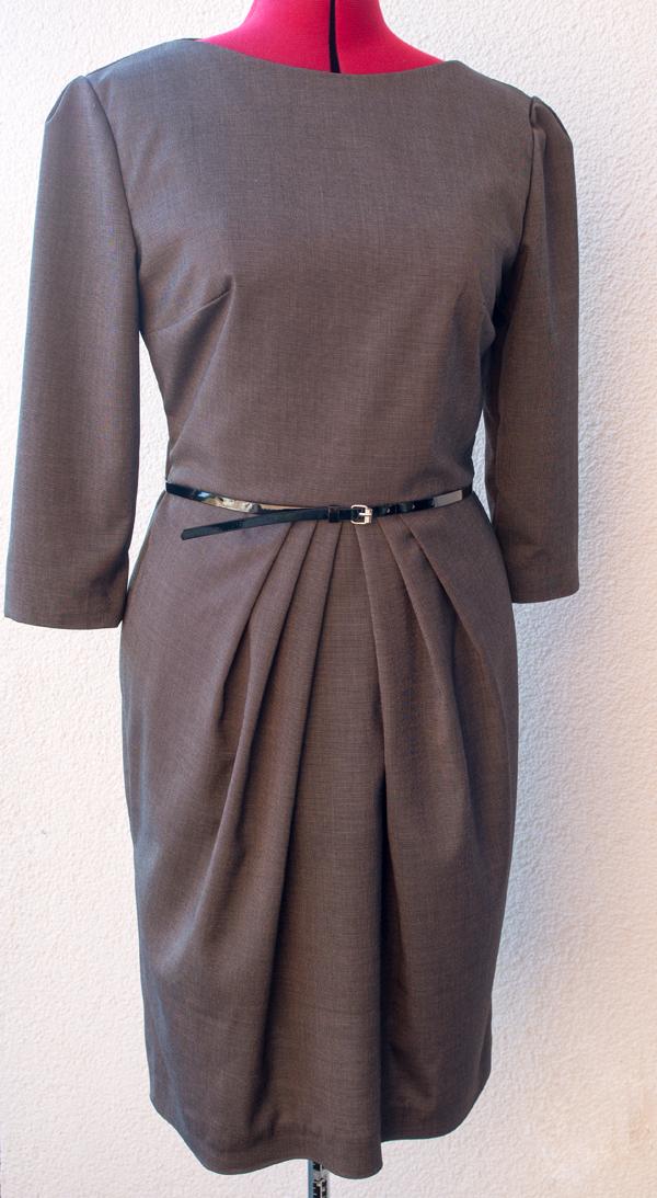 Kleid aus Burda 8/2009