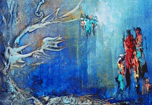 """Soraya Hamzavi-Luyeh - """"Wintertraum"""" · 2015"""