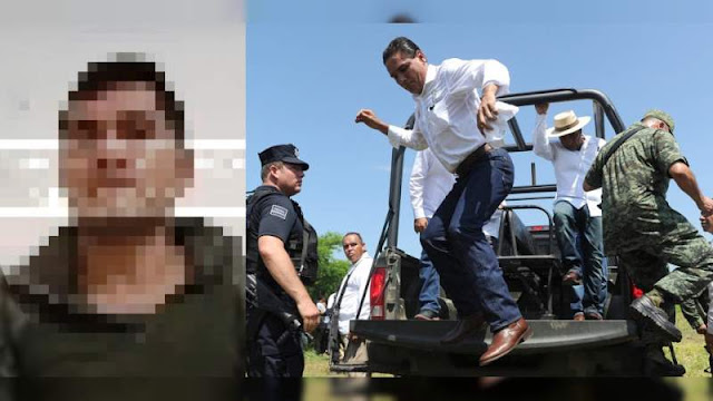 Fui escolta persona de El Marino líder de Cárteles Unidos en Michoacán, habla Sargento del ejercito y afirma que Gobernador Silvano los envía a proteger a los rivales del CJNG