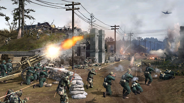 Screenshot of Company of Heroes 2