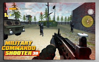 Android Military Commando Shooter 3D Free Download