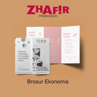 cetak brosur ekonomis