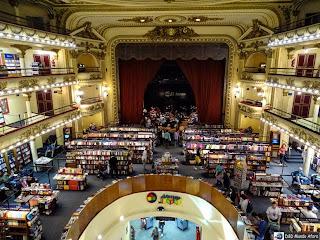 Livraria El Ateneo - Buenos Aires, Argentina