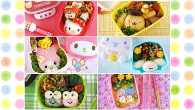 Hello Kitty and Friends Bento
