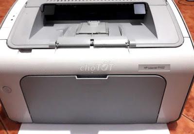 HP Laserjet P1102 | Máy in cũ Laser đen trắng A4 nhỏ gọn giá rẻ, bền bỉ 1